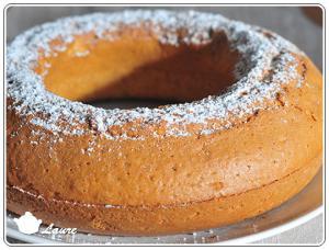 Gâteau rond
